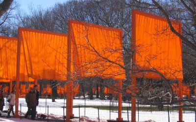 In memory of Christo – the generous artist