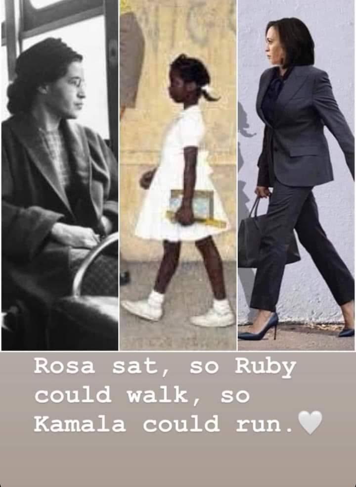 Rosa, Ruby, Kamala
