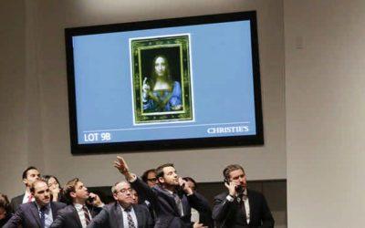 The last Leonardo?